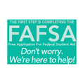 Free assistance completing the FAFSA