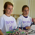 Wesleyan Named to Presidential Honor Roll for Distinguished Community Service