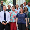 Smotherman represents Wesleyan at Governor's Teaching Fellows Program