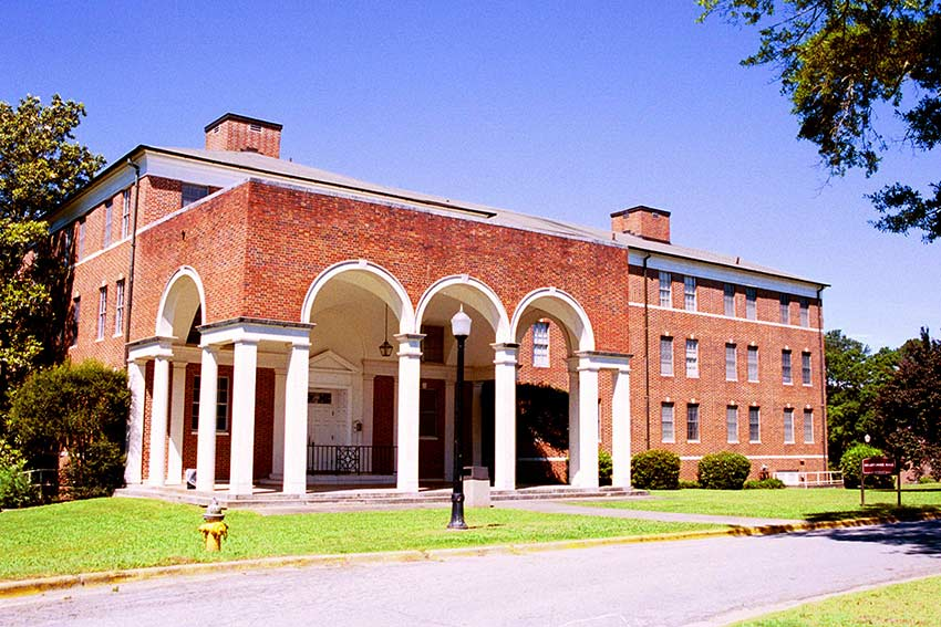 Hightower residence hall