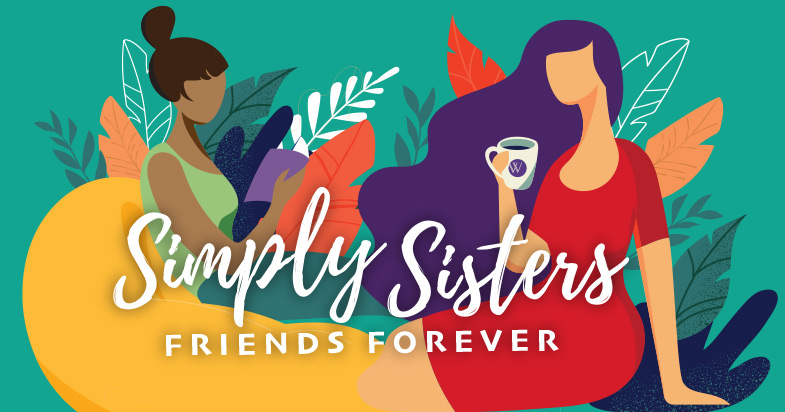 Simply Sisters: Friends Forever