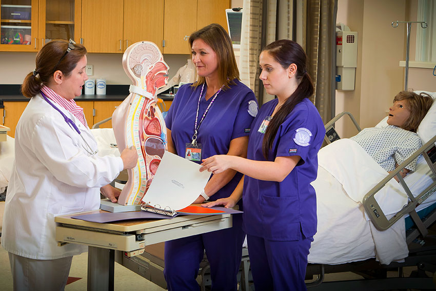 Nursing Admission Process