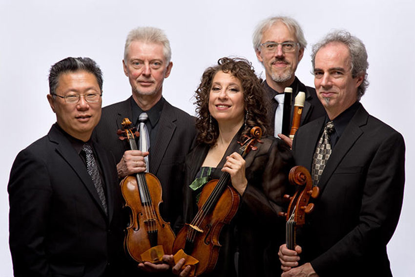 CONCERT: REBEL Baroque Ensemble